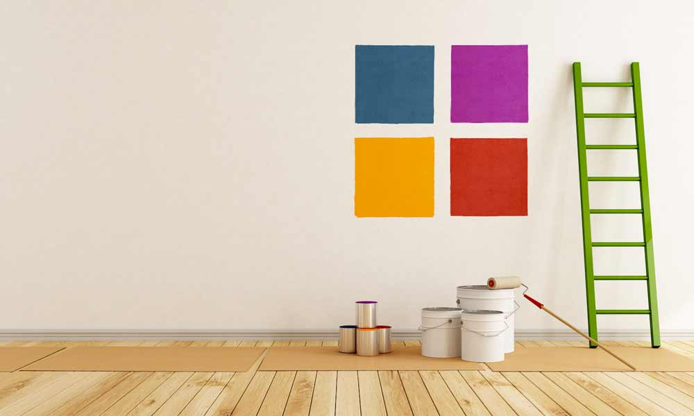 Limit How Many Colours You Use in Your Home Decoration
