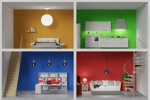 The Color Is Not Only on Your Walls
