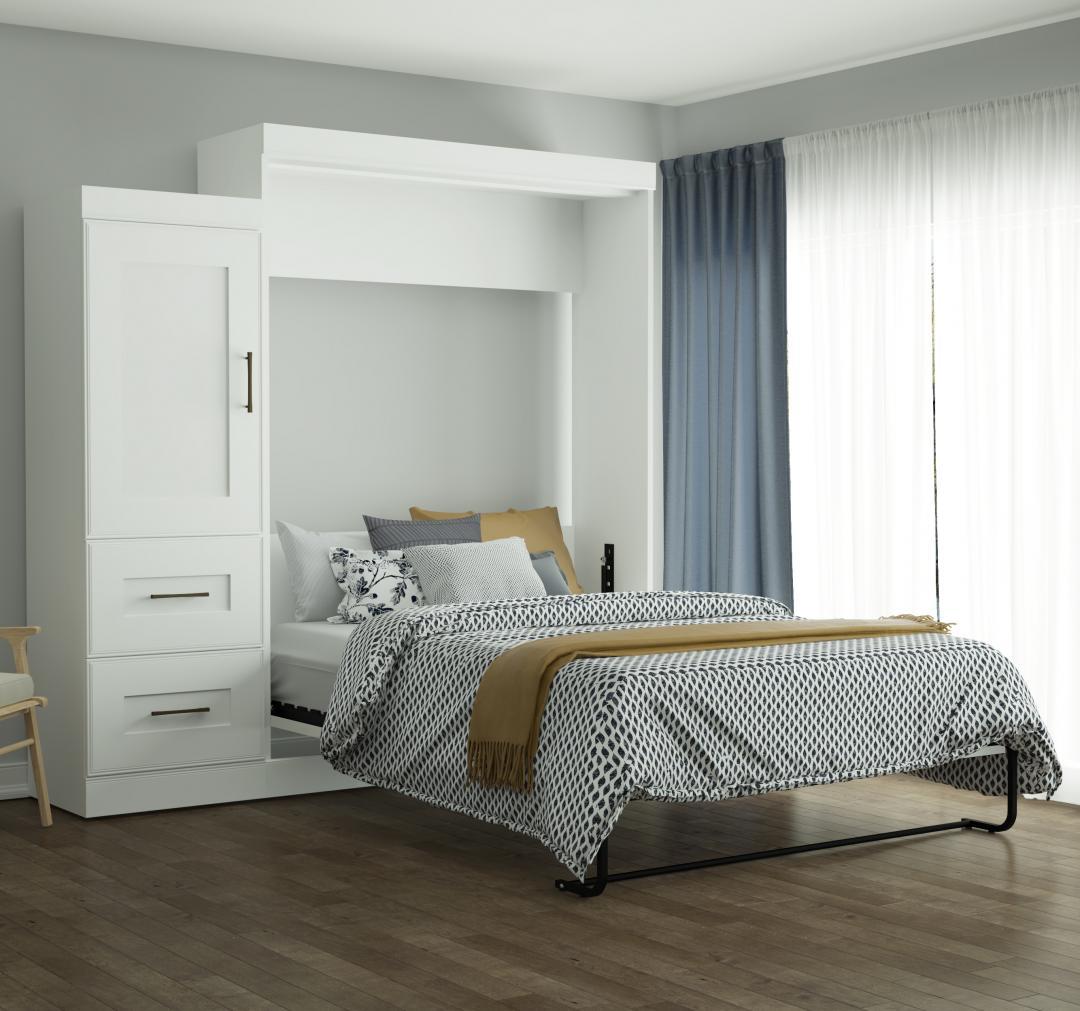 Bestar murphy bed