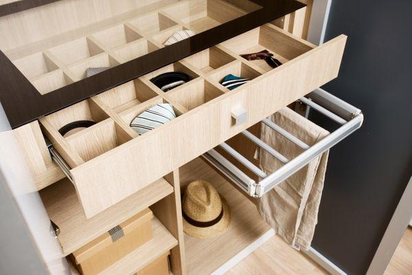 Organized accessories
