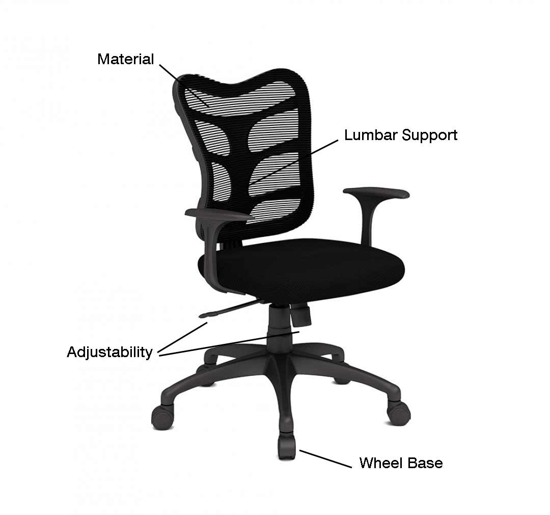 Bestar ergonomic chair
