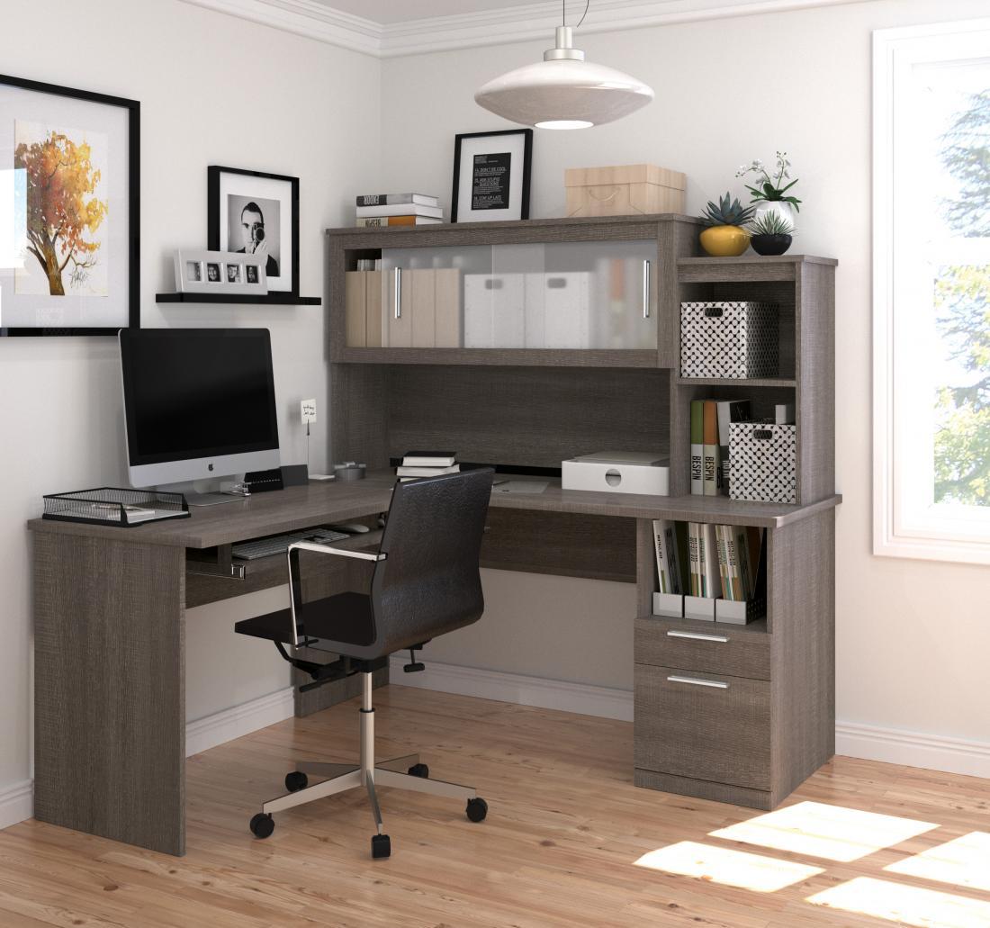 Bestar corner desk