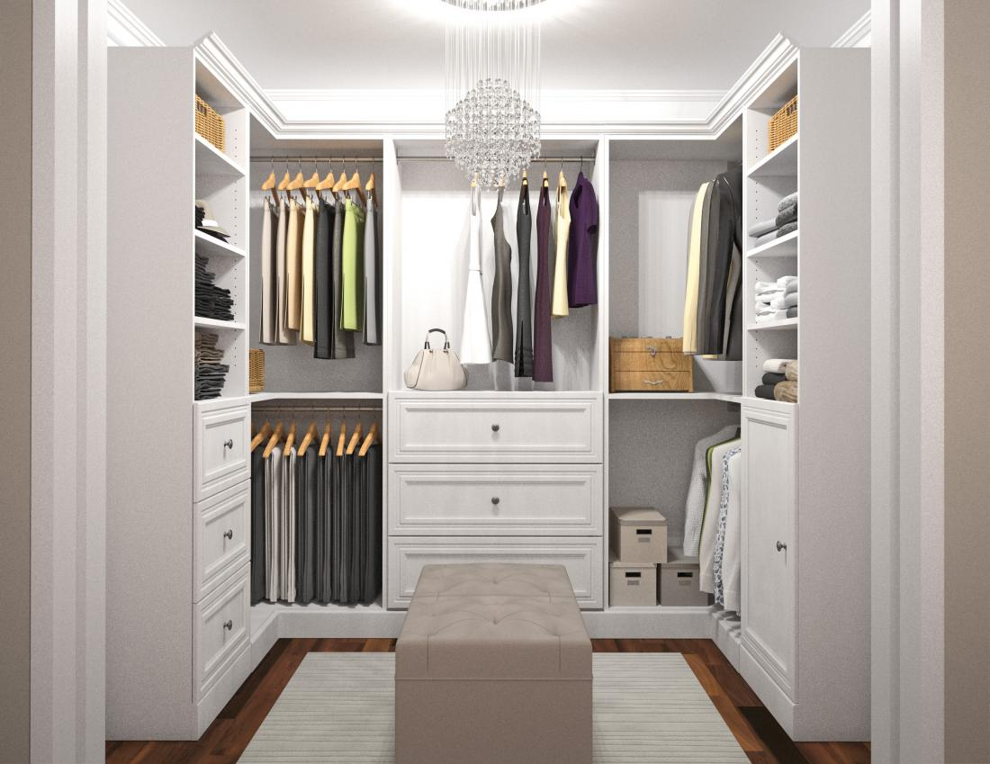 To Install Ready Made Closet Organizers All You Need Is Average Carpentry Skills And A Few Basic Tools Hammer Level Tape Measure Set Of