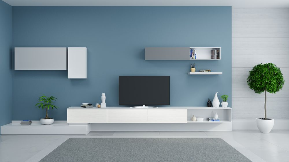 Make Your Tv Feel At Home 6 Clever Amp Beautiful