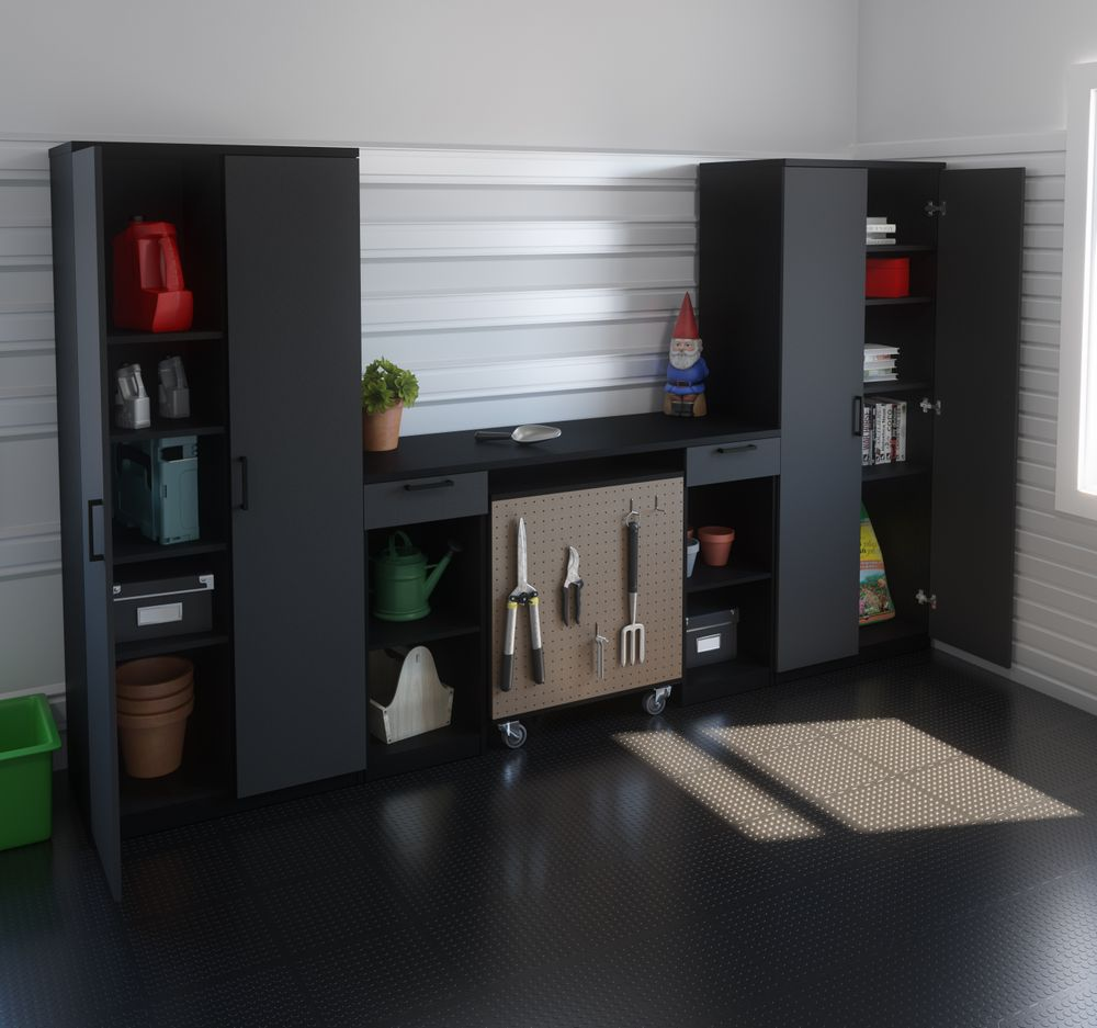 5 Storage Pieces for a More Functional and Organized Garage