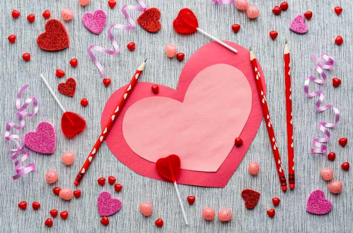 Valentine's Day Fun! 5 Arts and Crafts Ideas for the Kids… Big and Small!