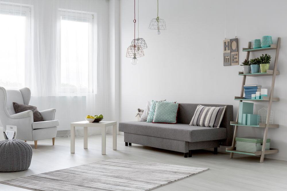 A Minimalist Living Room: Simplicity, Beauty, and Comfort ...