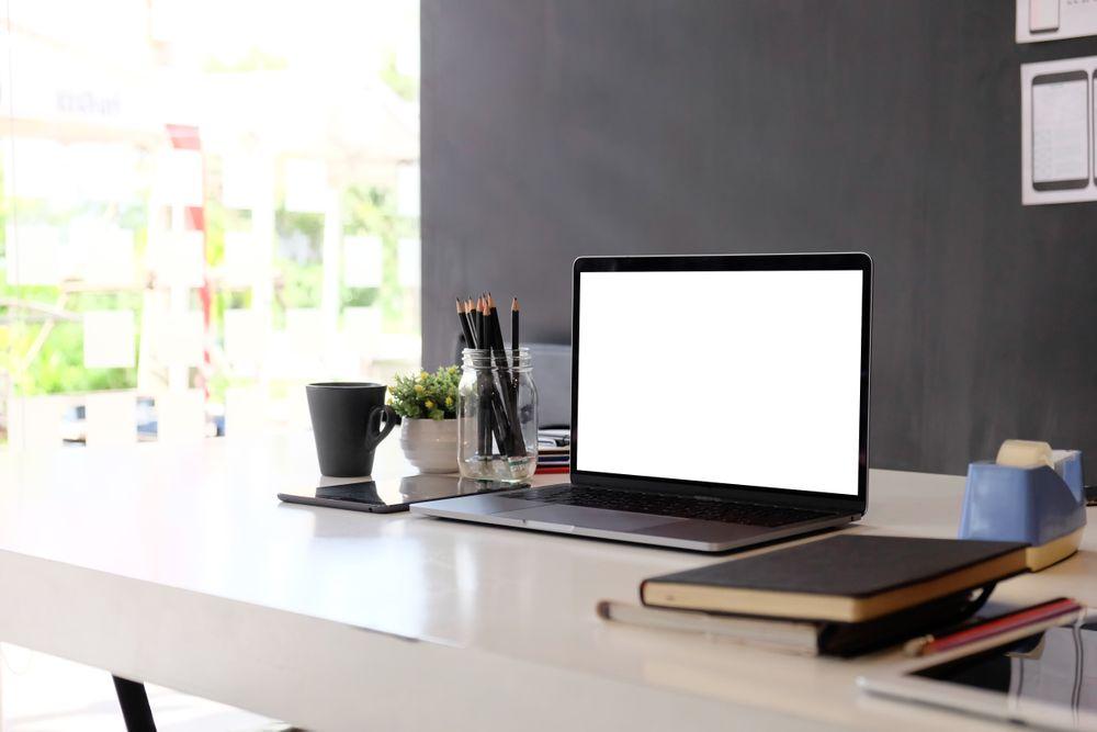 Tidy up desk