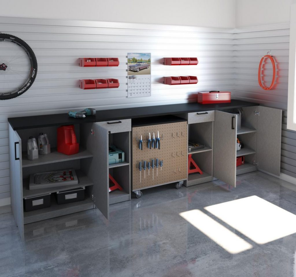 Reclaiming Space: Putting Together the Perfect Garage