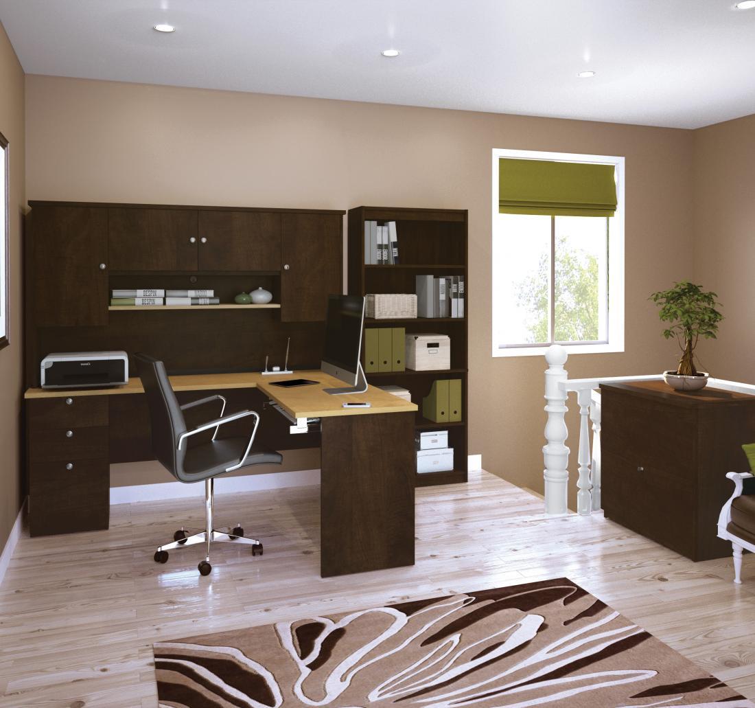 Home Office L-desk
