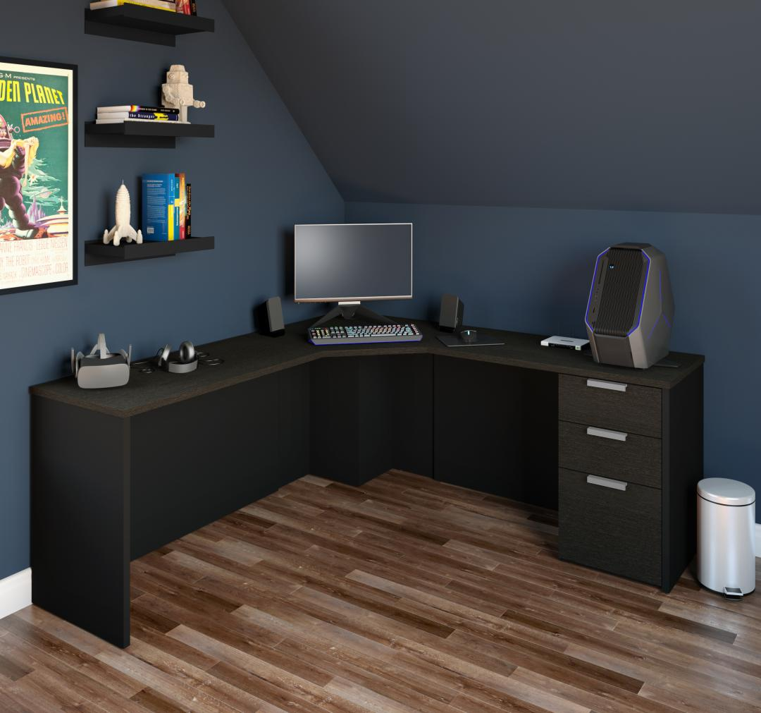 marvellous ultimate home office | 5 Items You MUST HAVE for the Ultimate Home Office | Bestar