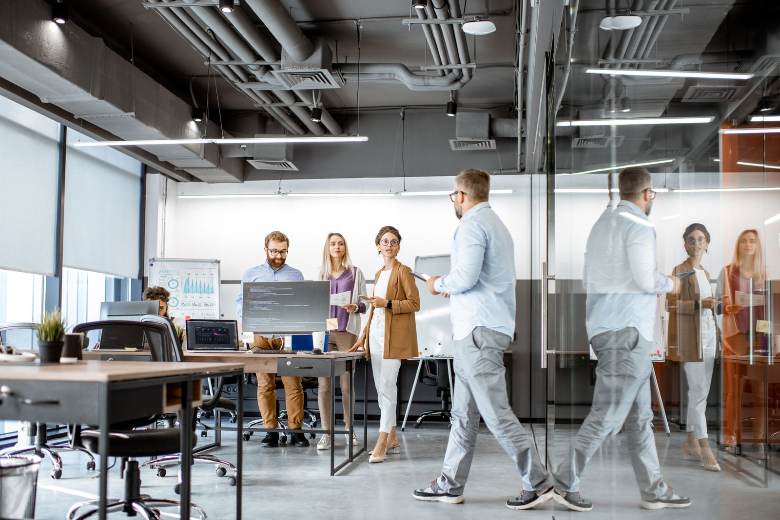 5 Ways to Transform Your Open Office into an Agile Office