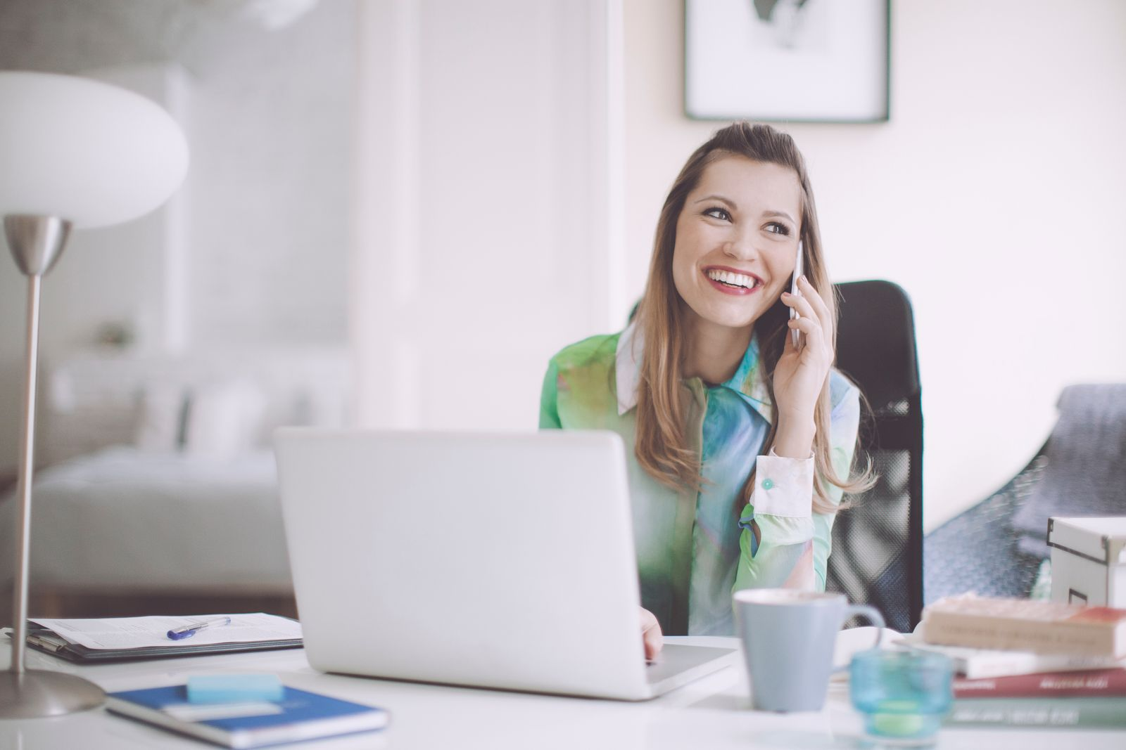 Benefits of teleworking and technology