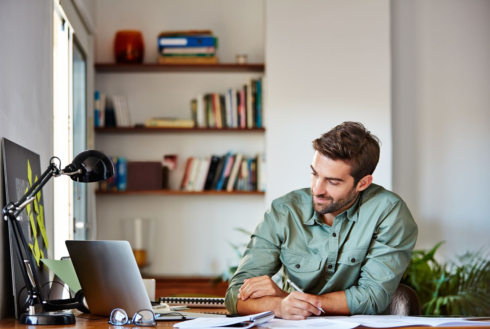 Teleworking and cost savings