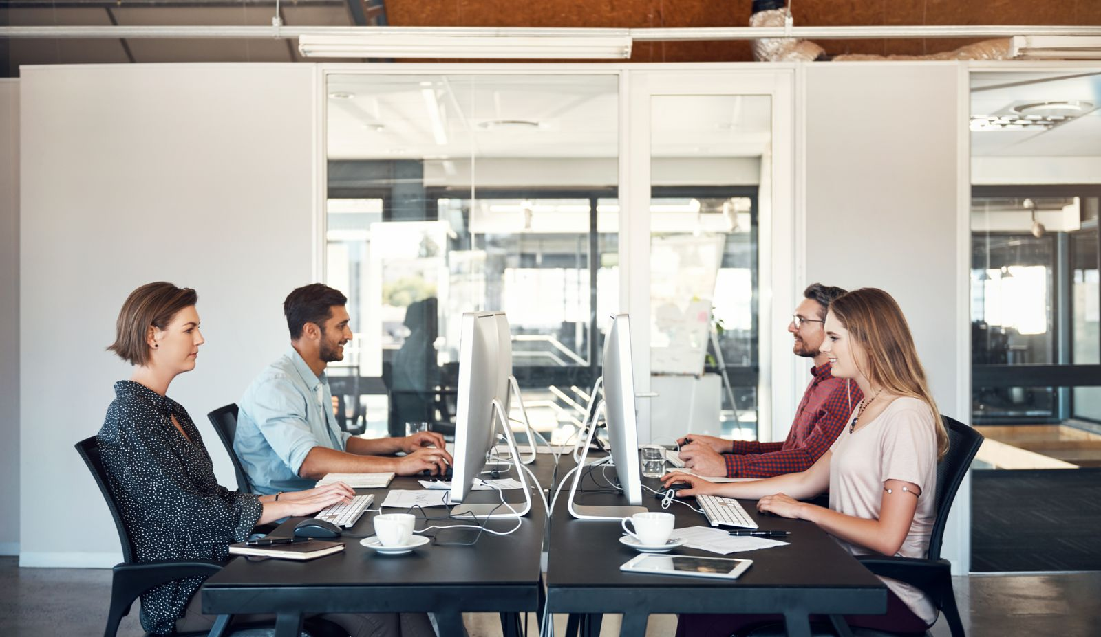 Increase Productivity at the Office: Create More Comfortable Workstations