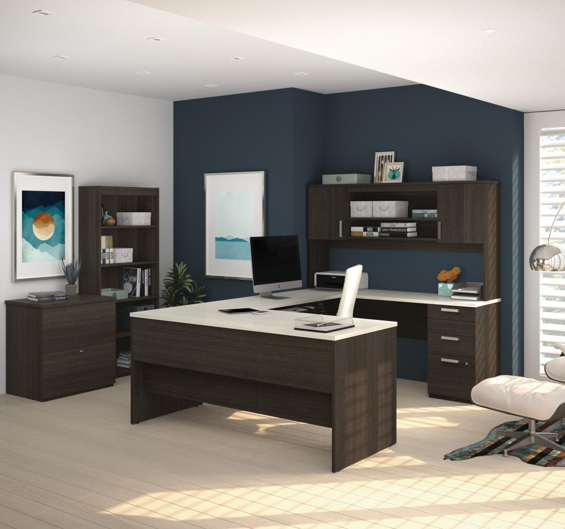 Organize clutter at the office
