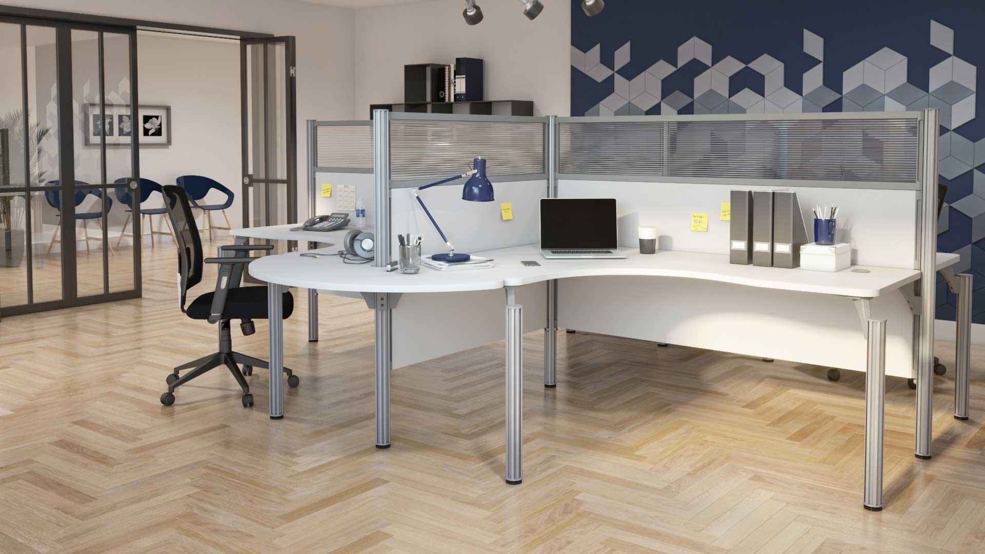 Office quiet zones