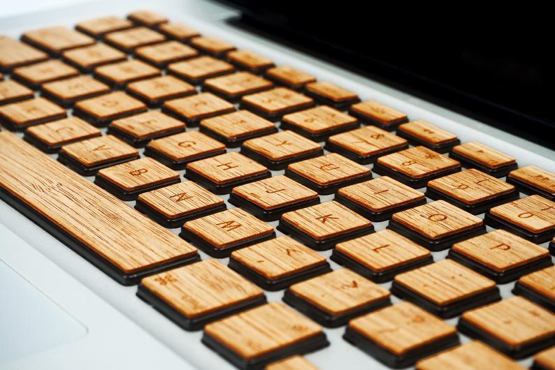 Protective keyboard skins