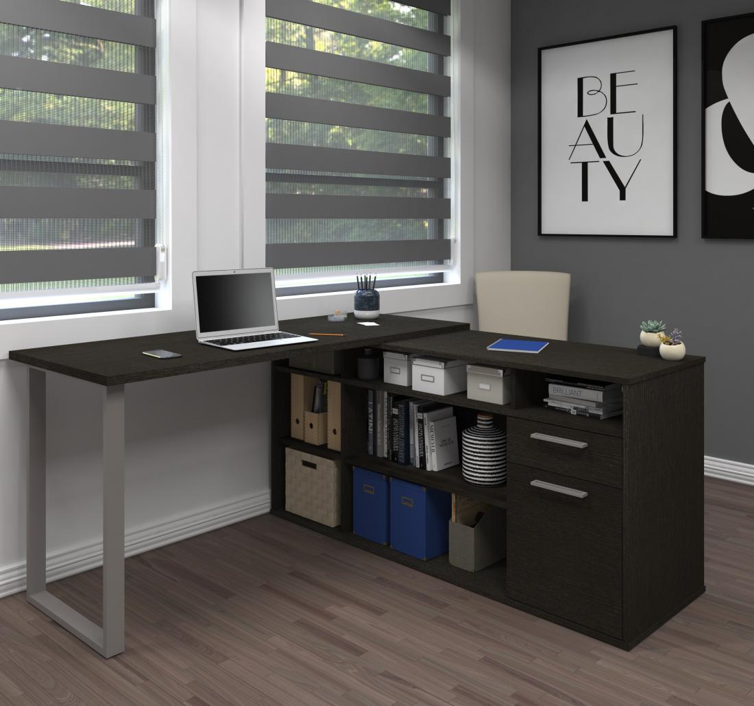 L Shaped Executive Desk