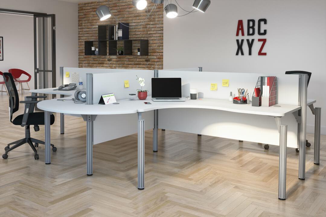 Bestar office cubicles