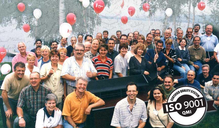 Bestar Employees of 1996