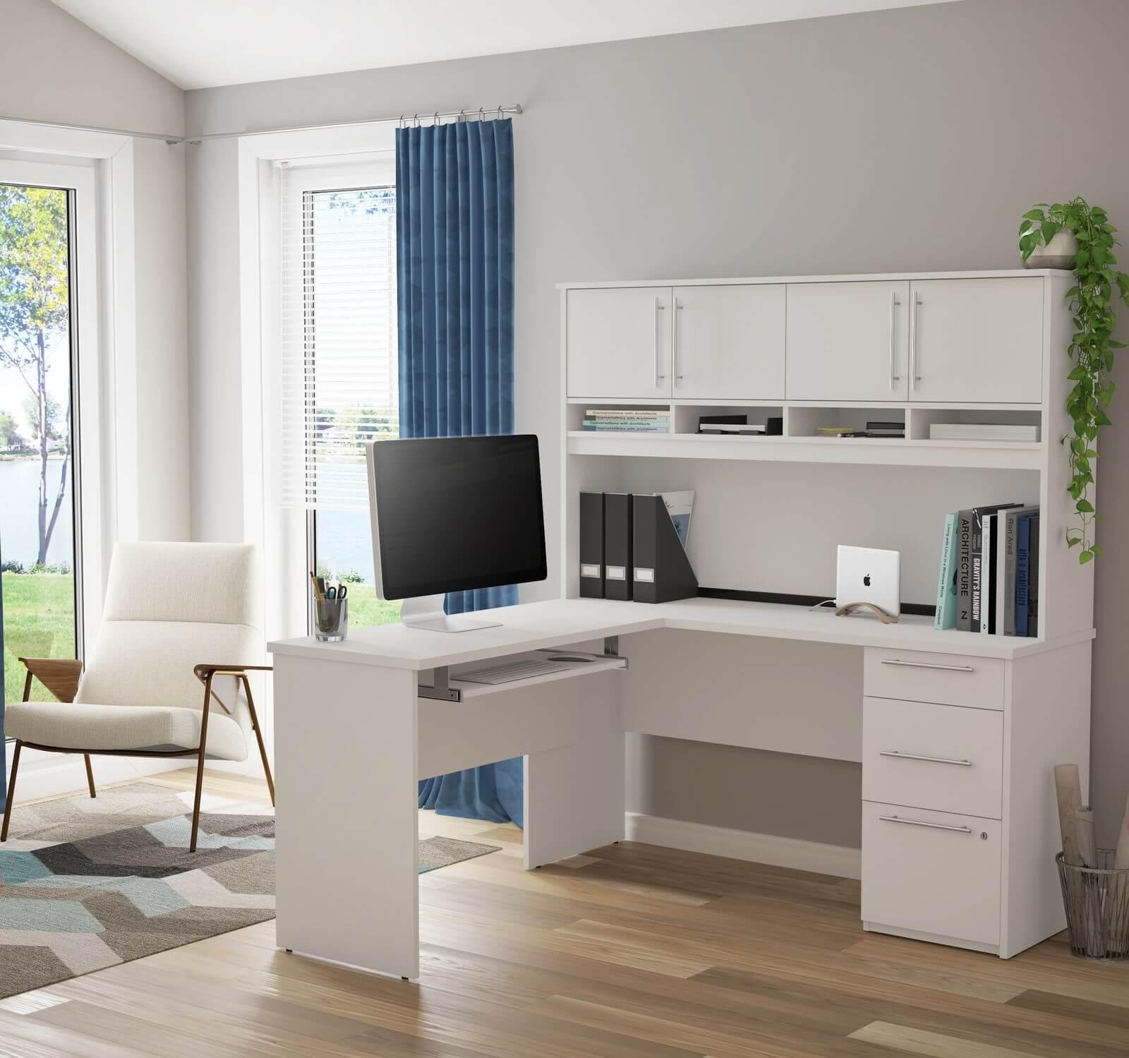 How to Create a Home Office on a Budget with a Computer Desk