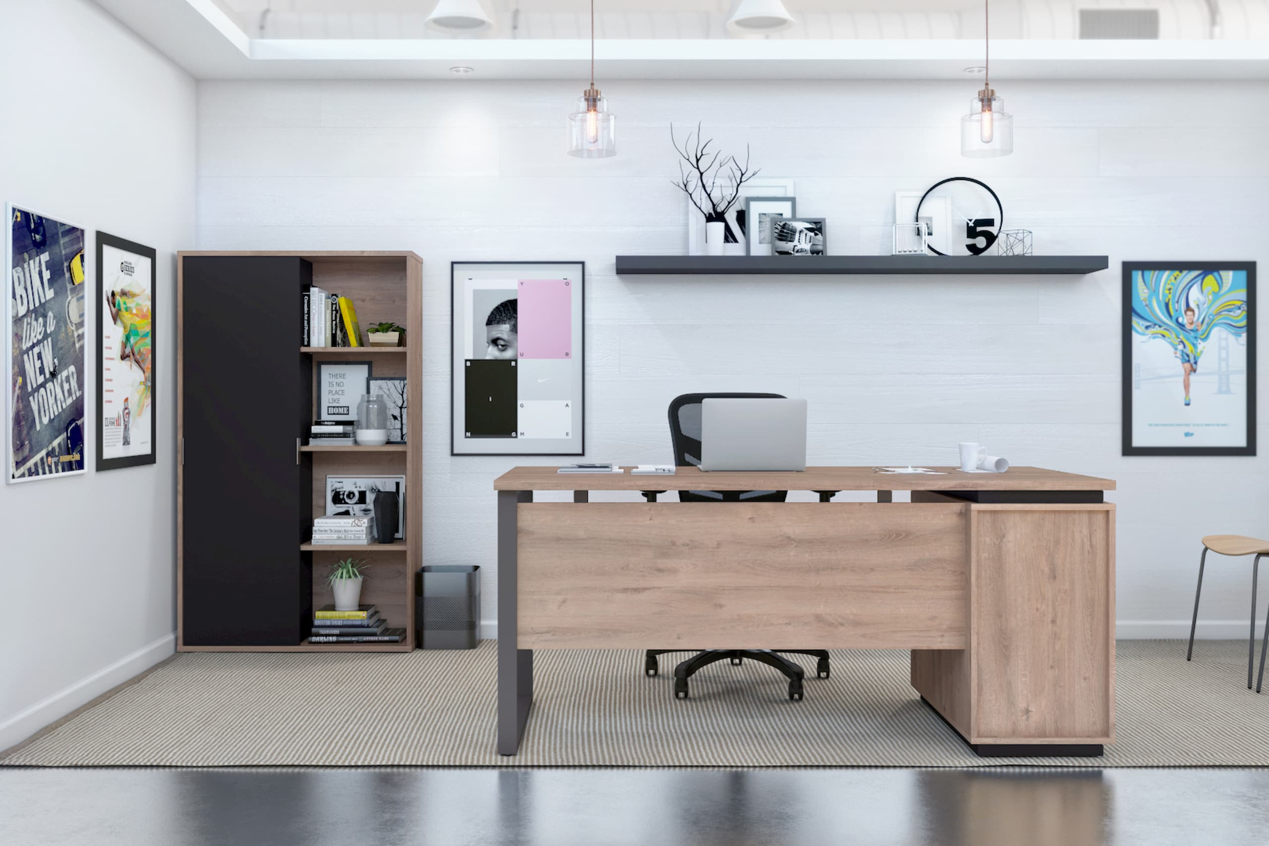 Top 10 Essential Pieces of Home Office Furniture in the USA