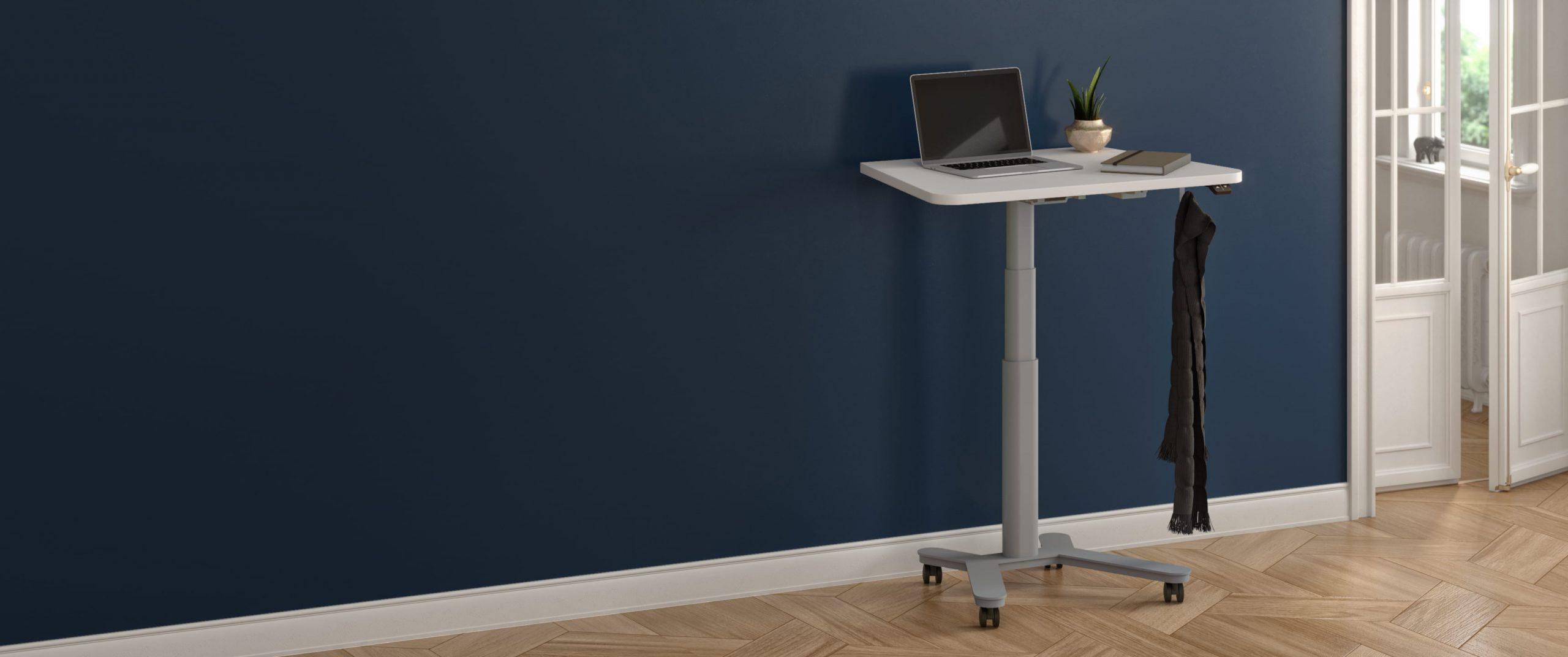 New standing desk