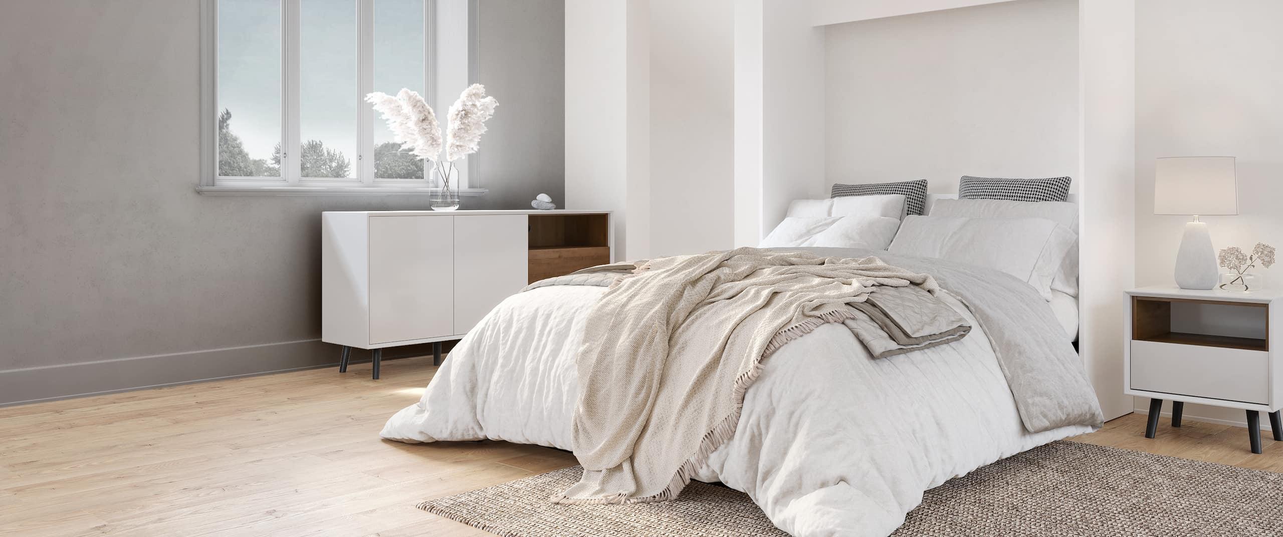 59W Full Murphy Bed
