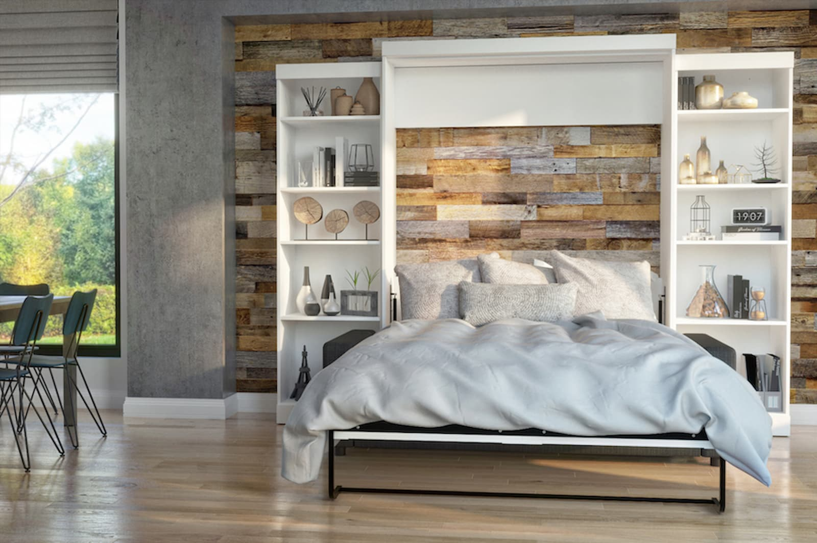3 Multipurpose Pieces You Need in Your Home – Murphy Bed with Couch, Lift-Top Coffee Table, and More