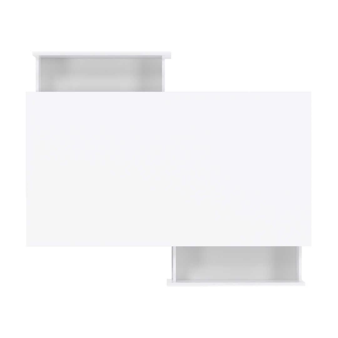 UV White and Mountain Ash Gray