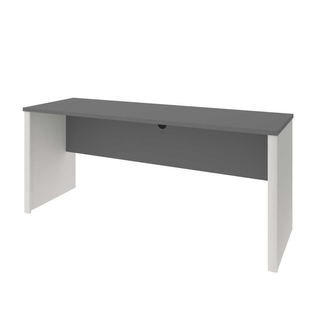 72W Narrow Desk Shell