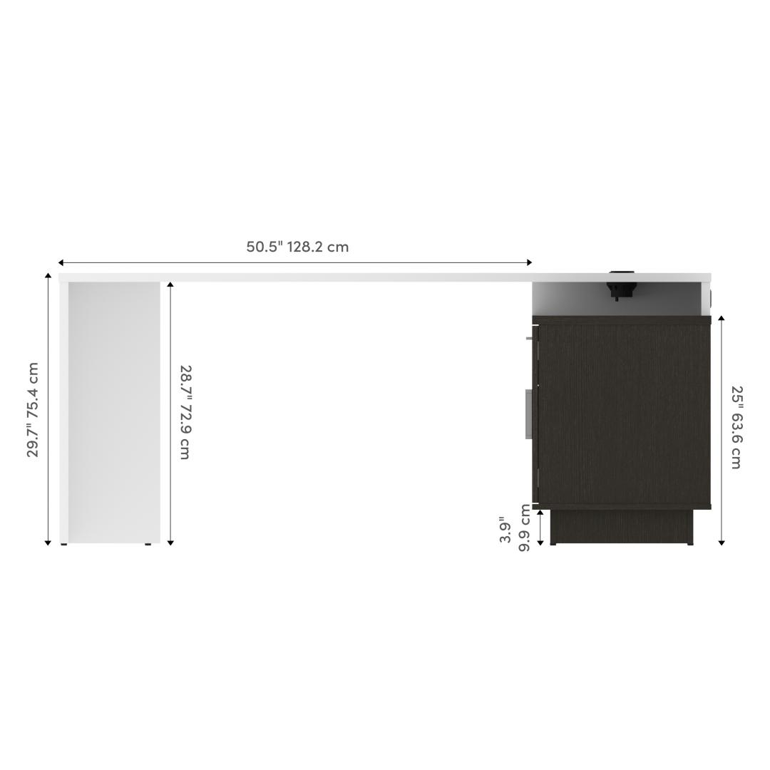 Slate & Walnut Grey