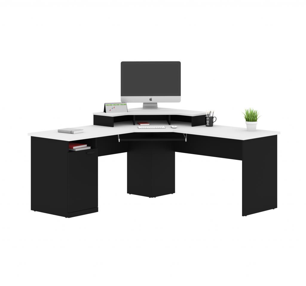 71W Corner Desk