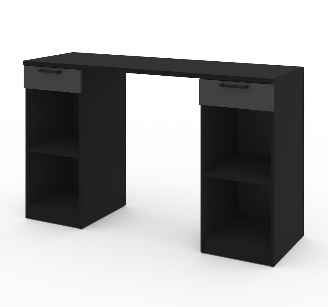 2-Drawer Workbench with Open Storage