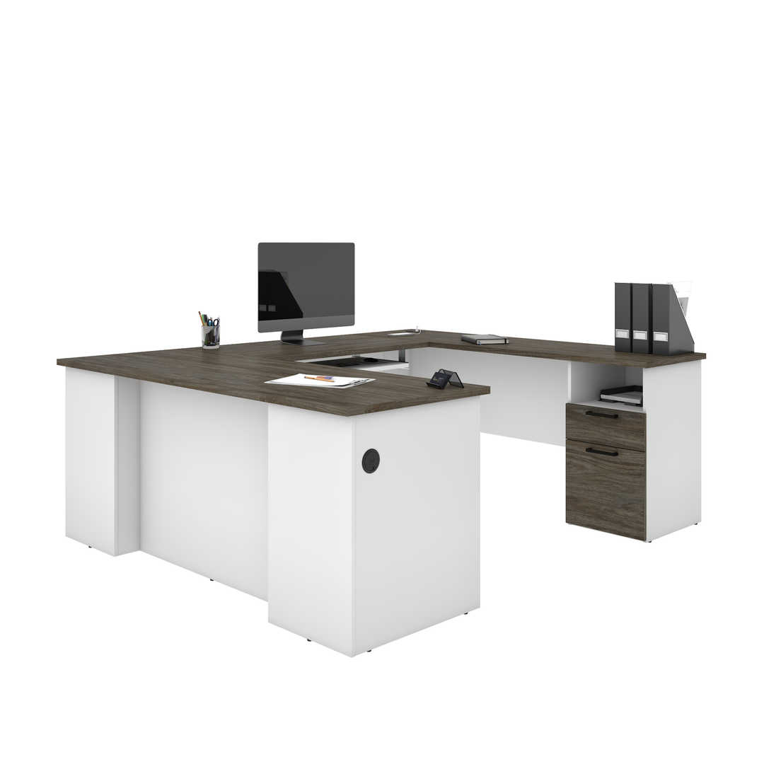 U or L-Shaped Desk