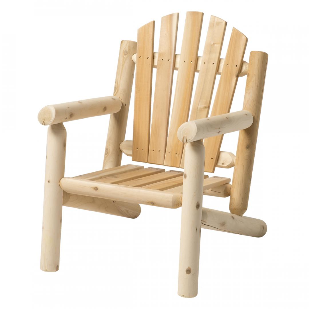 White Cedar Arm Chair