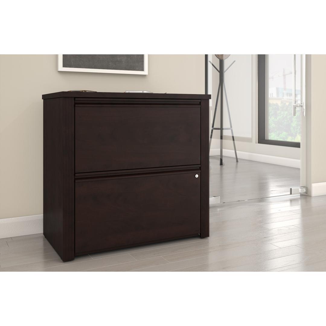 Image of: Prestige Lateral File Cabinet Bestar