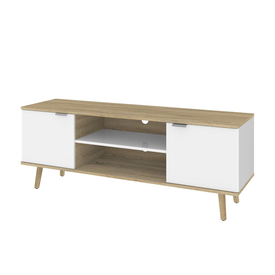 56W TV Stand for 55 inch TV