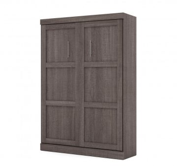 "Queen Murphy Bed and 2 Storage Units (115"")"