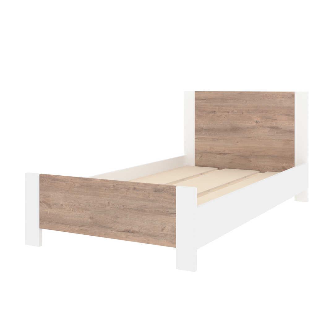 42W Twin Platform Bed