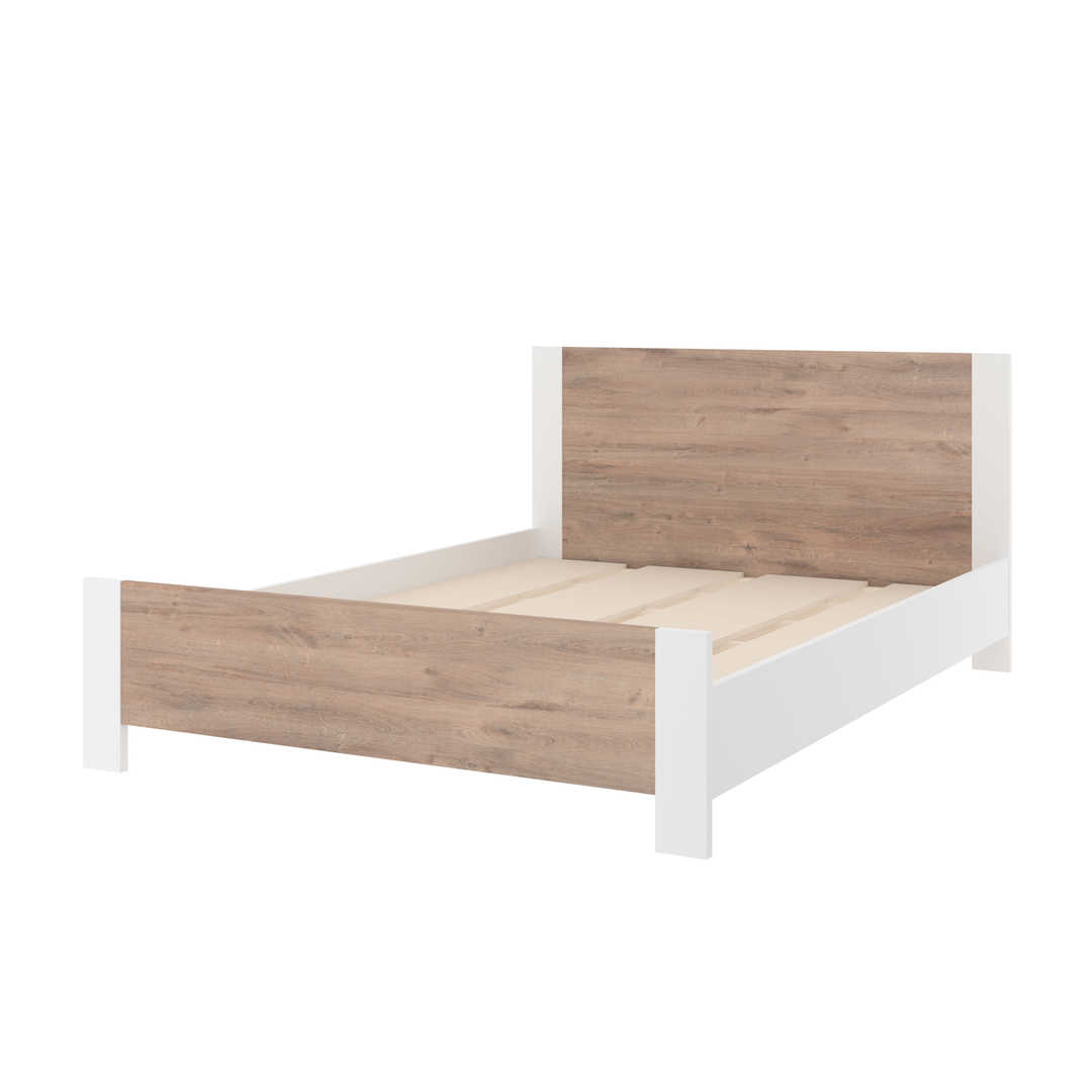 57W Full Platform Bed