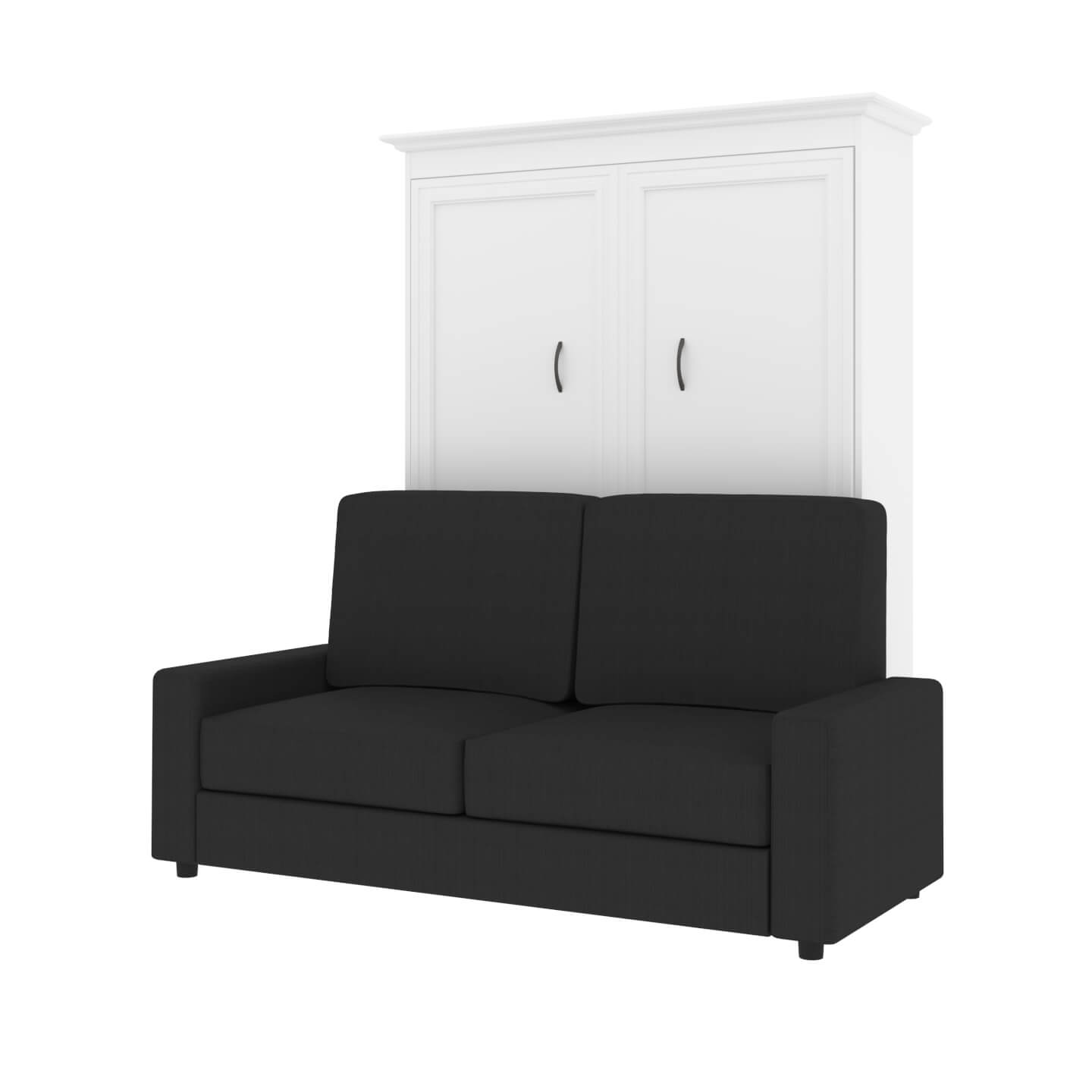 Full Murphy Bed and a Sofa