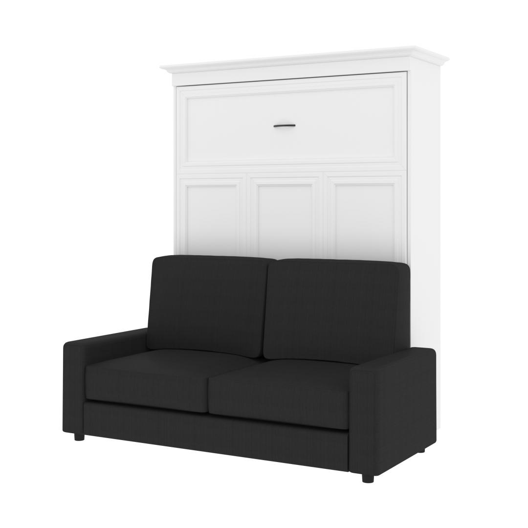 Queen Murphy Bed and a Sofa